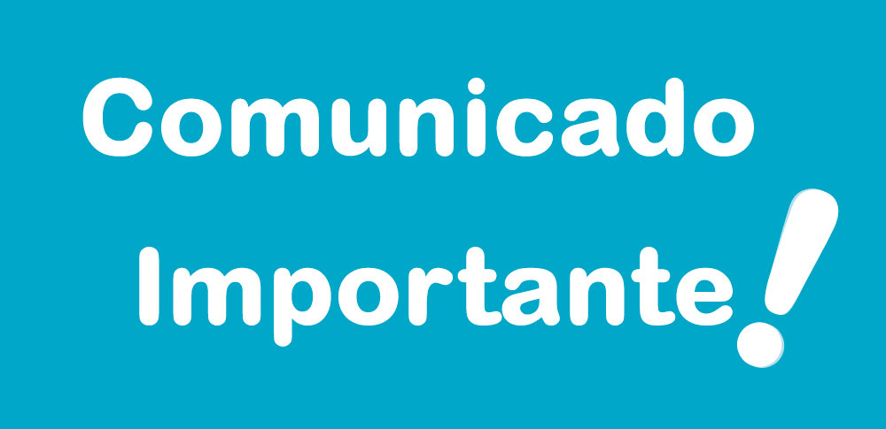 = COMUNICADO IMPORTANTE A TODAS AS EMPRESAS =